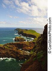 Ponta de Sao Lourenco, Madeira - Beautiful landscape of ...