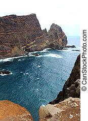 Ponta de Sao Lourenco, Madeira island, Portugal