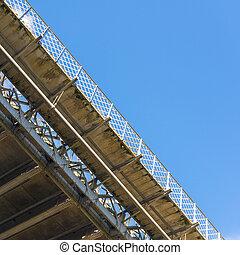 ponte, abstratos