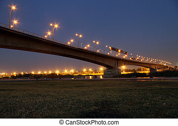 ponte, ahvaz