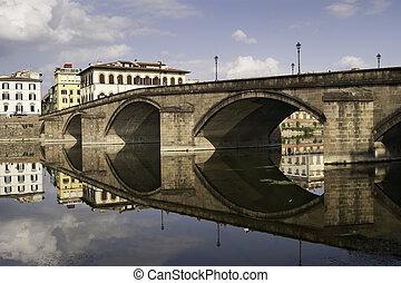 Ponte alla carraia bridge