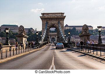 ponte, budapest, szechenyi, catena