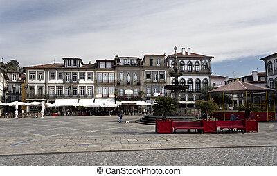 Ponte de Lima – Main Square