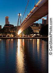 ponte, francoforte