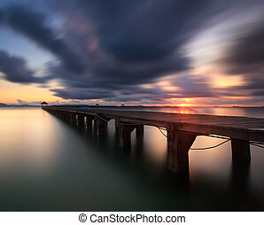 ponte legno, lungo
