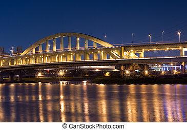 ponte, moderno
