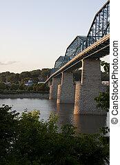 ponte, rua, noz