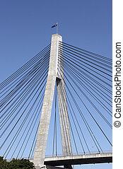 ponte, traliccio