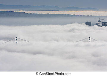 ponte, vancouver