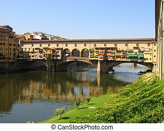 ponte vecchio, floren