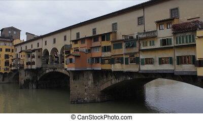 Ponte Vecchio in Winter
