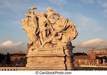 Ponte Vittorio Emanuele II Rome