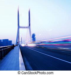 pontes, trilhas leves