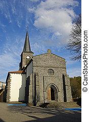 Pontgibaud church 01