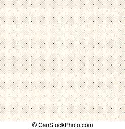pontilhado, polca, pattern., seamless, vetorial, delicado, fundo, ponto