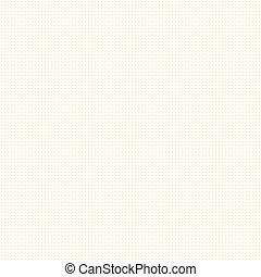pontilhado, polca, -, seamless, textura, experiência., vetorial, padrão, branca, tileable, ponto