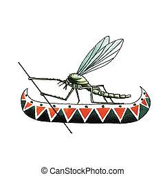 Pontomyia natans