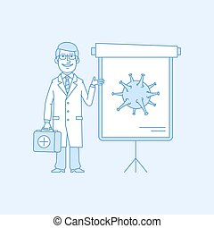 pontos, mapa, doutor, inverter