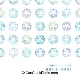 pontos, snowflakes, padrão, abstratos, seamless, têxtil, fundo, horizontais, quadro