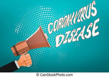 pontozott, disease., birtok, regény, fogalom, meghatároz, kéz, coronavirus, sarscov2, hím, okozott, halftone, analízis, szó, írás, hangszóró, szöveg, betegség, hu, ügy, vírus, izgalmas, pattern.