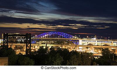ponts, cleveland
