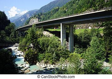ponts, deux