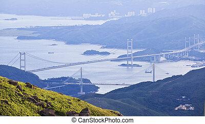 ponts, hong kong