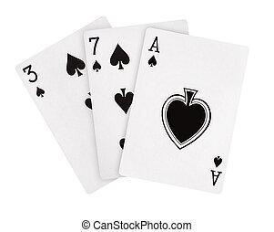 pook, casino, speelkaarten