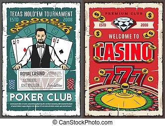 pook, croupier, casino, jackpot, kaarten, geluksspelletjes