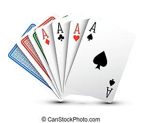 pook, kaarten