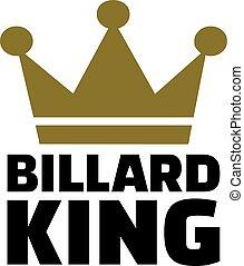 Pool Billard King
