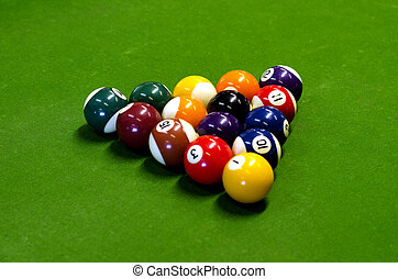 Pool Game - Pocket Billiards