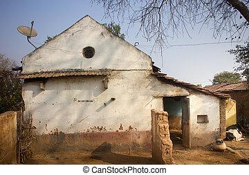 Poor Indian household (farm) 2. Andhra Pradesh, Anantapur