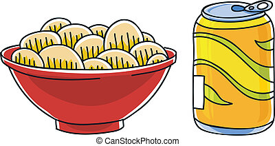 Pop and Chips