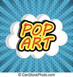 Pop art design.