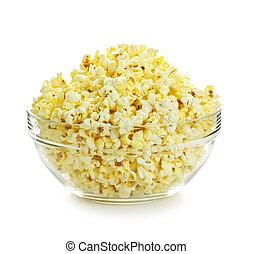 pop-corn, bol