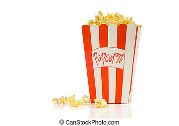 pop-corn, film