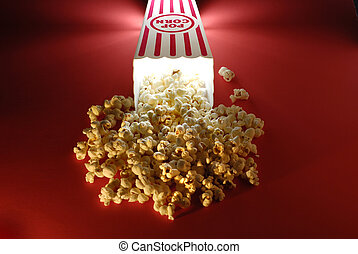 Popcorn at the Movies