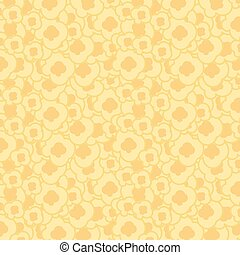 Popcorn circus cinema food tasty seamless pattern illustration. Popcorn sweet food flat vector seamless pattern.