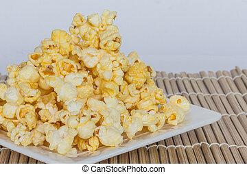 Popcorn closeup/Popcorn