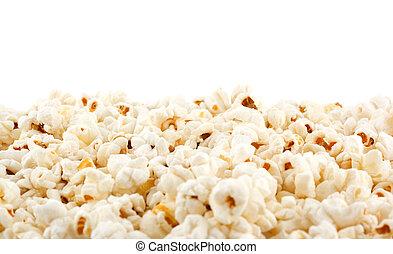 popcorn grains