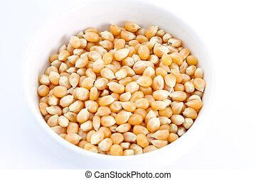 Unpopped Popcorn Kernel Clipart Unpopped popcorn kerne...