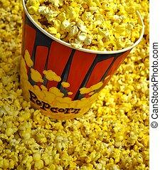 popcorn, kuip