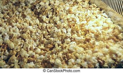 Popcorn Machine Popcorn - Popcorn in a Popcorn Machine Dial...