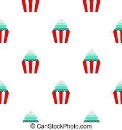 Popcorn pattern seamless