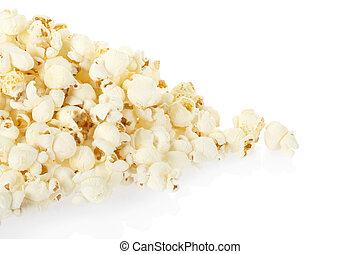 Popcorn pile