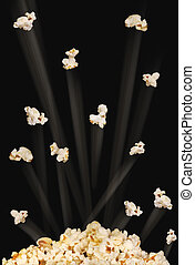 Popcorn poping