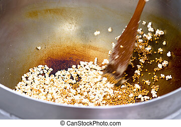 Popcorn Popping Point - Popcorn's are heating up and getting...