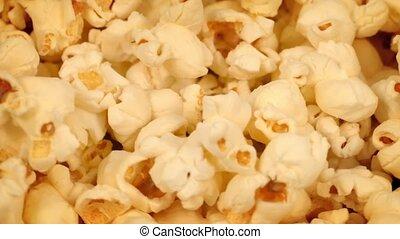 Popcorn Rotating Closeup