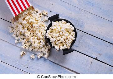 Popcorn.